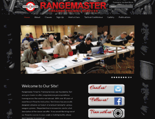 rangemaster.com screenshot