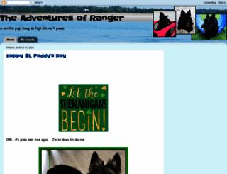 ranger-scottie.blogspot.com screenshot
