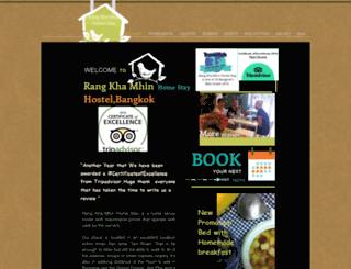 rangkhamhinhomestay.com screenshot