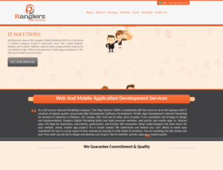ranglerz.com screenshot