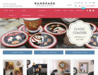 rangrage.in screenshot