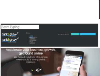 rankandgrow.com screenshot