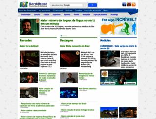 rankbrasil.com.br screenshot