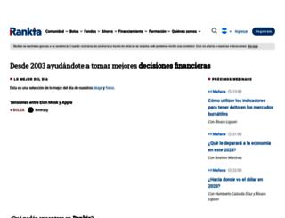 rankia.com.ar screenshot