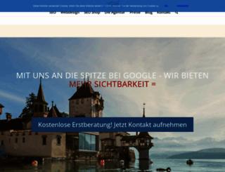 ranking-service.ch screenshot