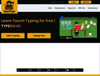 rankmytyping.com screenshot