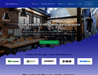 rankscience.com screenshot