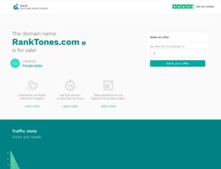 ranktones.com screenshot