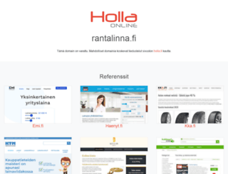 rantalinna.fi screenshot