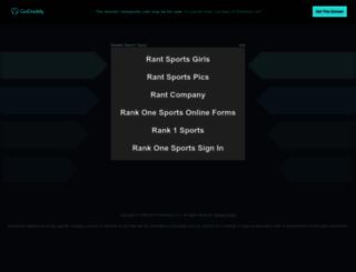 rantsports.com screenshot