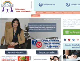 ranuel.org screenshot