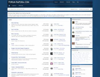 rapgraforum.com screenshot