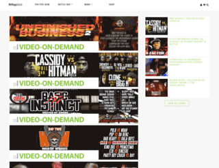 rapgrid.com screenshot