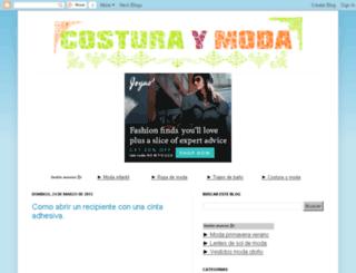 rapidacostura.com screenshot