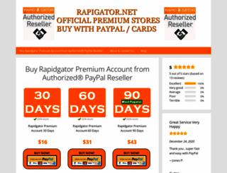 rapidgator.biz screenshot