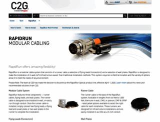 rapidrun.com screenshot