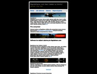 rapidshare.bestpage.cz screenshot