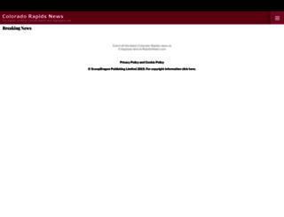rapidsnews.com screenshot