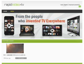 rapidvideo.tv screenshot