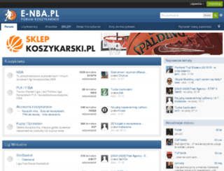 raptors.e-nba.pl screenshot