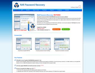 rar-password-recovery.net screenshot