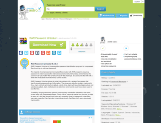 rar_password_unlocker.en.downloadastro.com screenshot