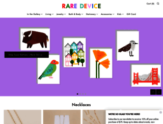 raredevice.net screenshot