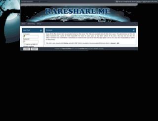 rareshare.me screenshot