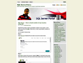 raresql.com screenshot