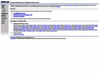 rarlabs.com screenshot