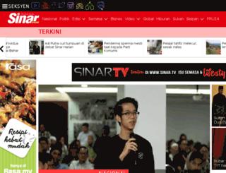 rasa.karangkraf.com screenshot