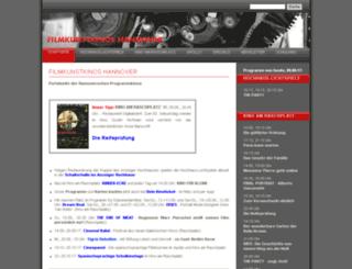 raschplatz-kino.de screenshot