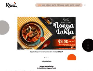 rasel.com.sg screenshot