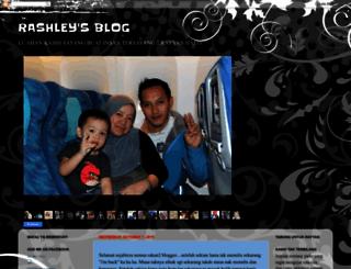 rashleyhafiy.blogspot.com screenshot