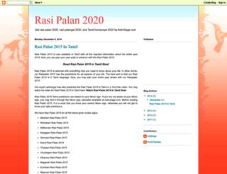 rasipalan.in screenshot