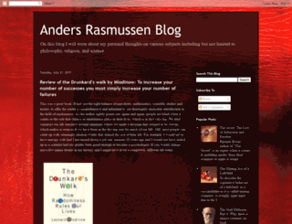 rasmussenanders.blogspot.com screenshot