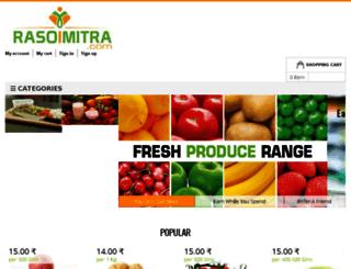 rasoimitra.com screenshot