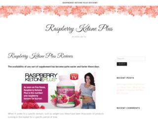 raspberryketoneplus-review.com screenshot