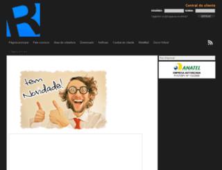 rastelecom.com.br screenshot