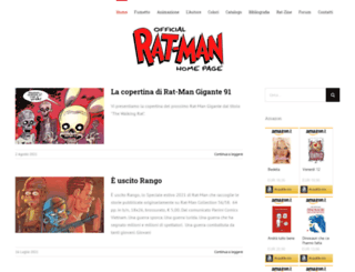 rat-man.org screenshot