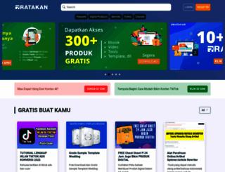 ratakan.com screenshot