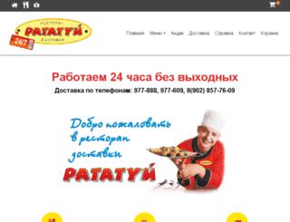 ratatuy.net screenshot