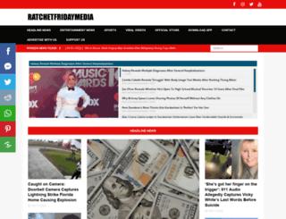 ratchetfridaymedia.com screenshot