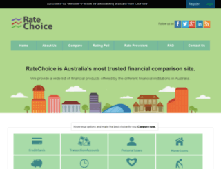 ratechoice.net screenshot