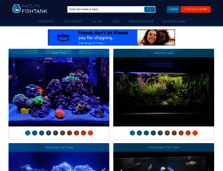 ratemyfishtank.com screenshot