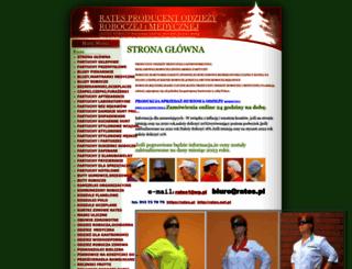 rates.com.pl screenshot
