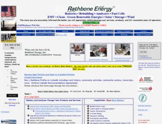 rathboneenergy.com screenshot