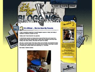 ratherbeblogging.com screenshot