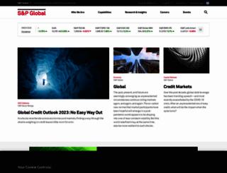 ratings.standardandpoors.com screenshot