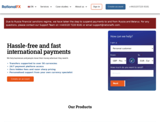rationalfx.com screenshot